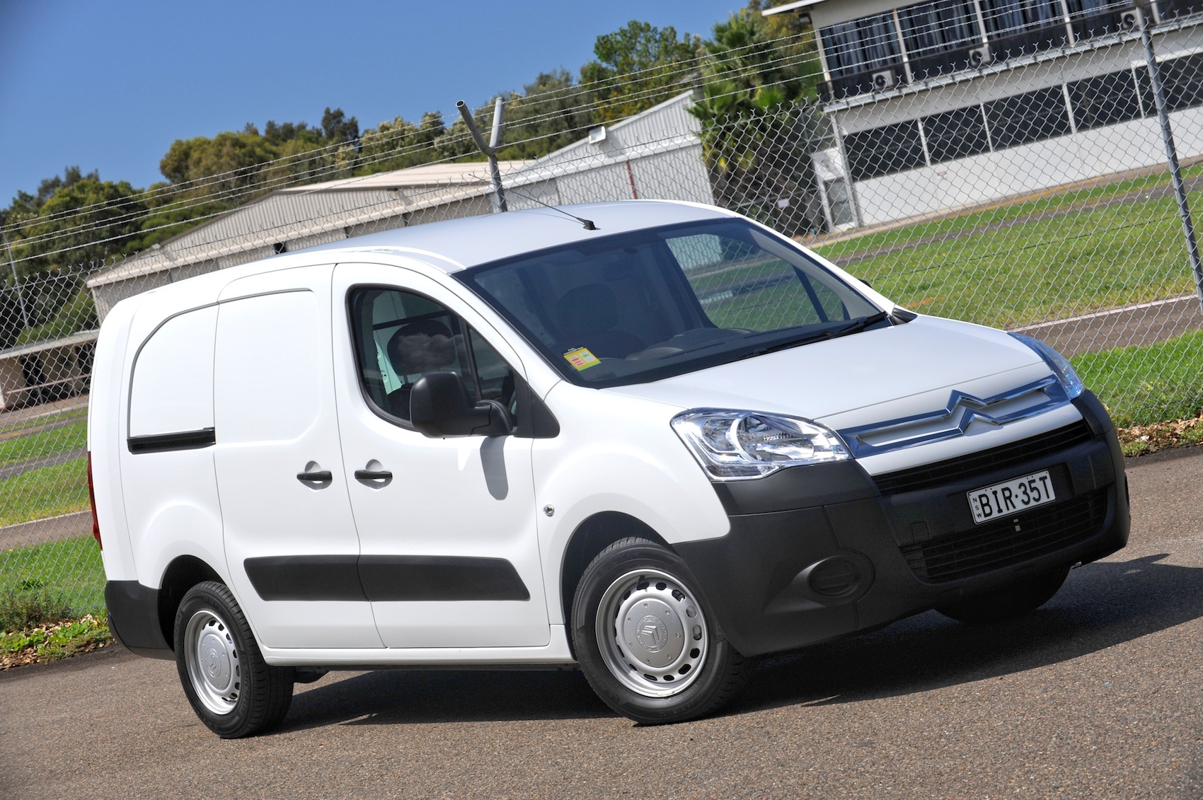 Citroen Berlingo photo 10
