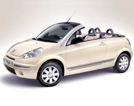 citroen c3 cabrio technical details history photos on better parts ltd. Black Bedroom Furniture Sets. Home Design Ideas