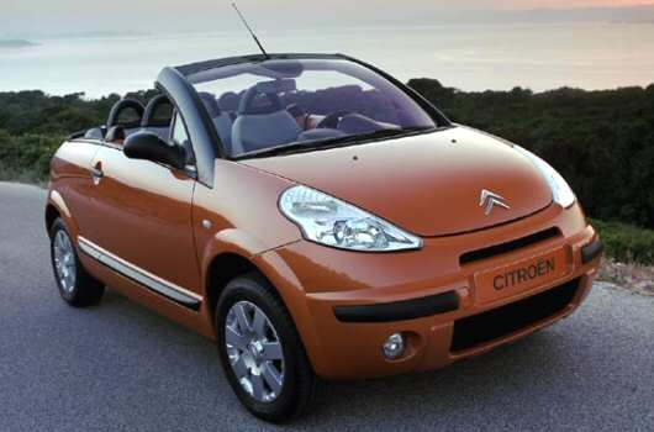Citroen C3 Cabrio image #4