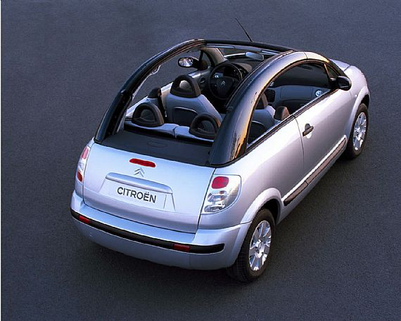Citroen C3 Pluriel photo 02