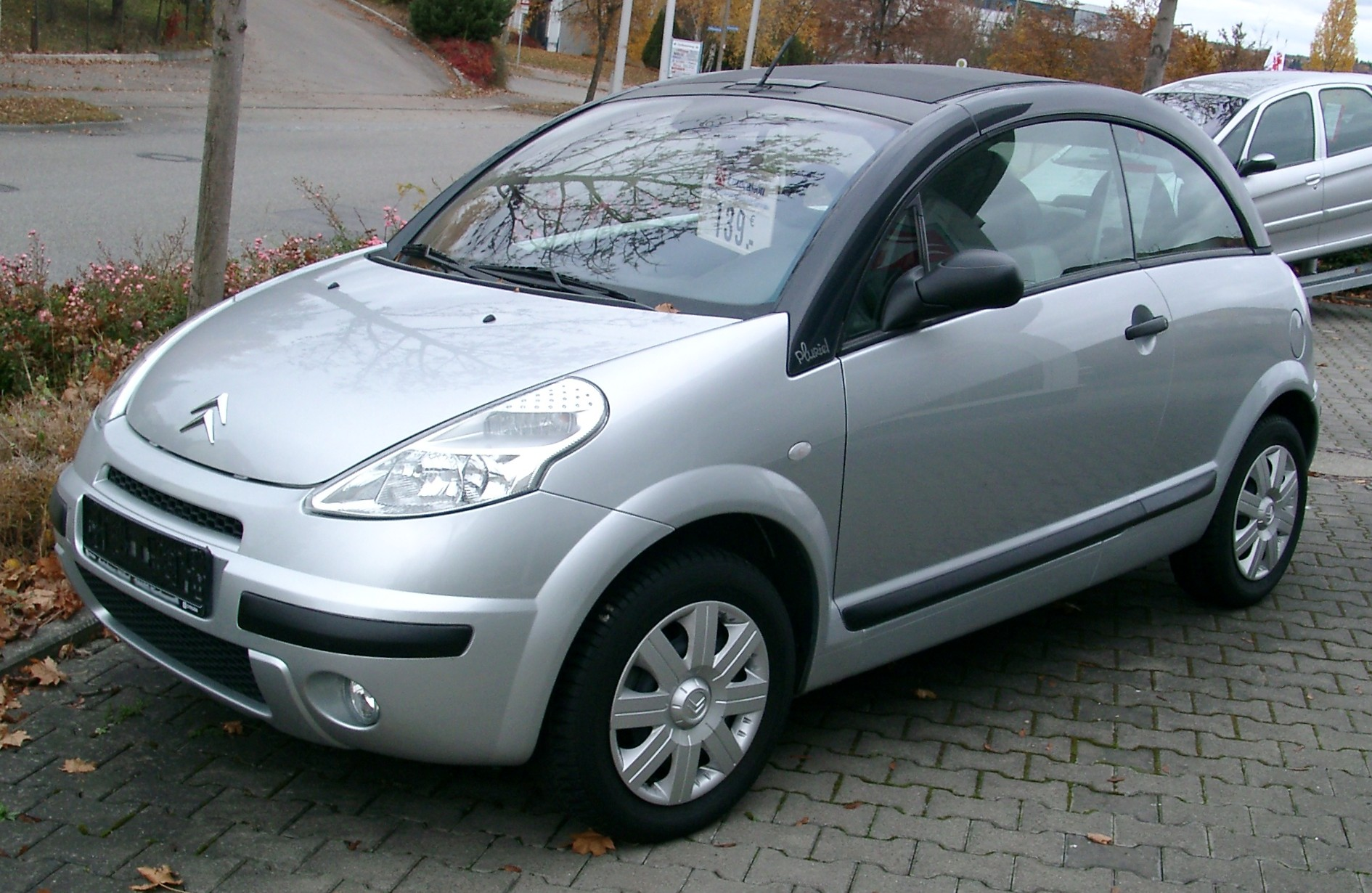 Citroen C3 Pluriel photo 03