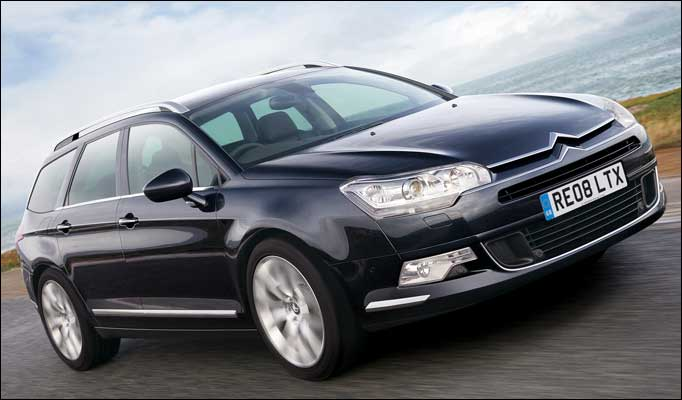 citroen c5 tourer technical details history photos on better parts ltd. Black Bedroom Furniture Sets. Home Design Ideas