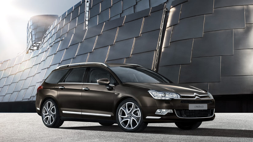 citroen c5 tourer technical details history photos on. Black Bedroom Furniture Sets. Home Design Ideas
