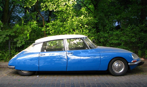 Citroen DS photo 01
