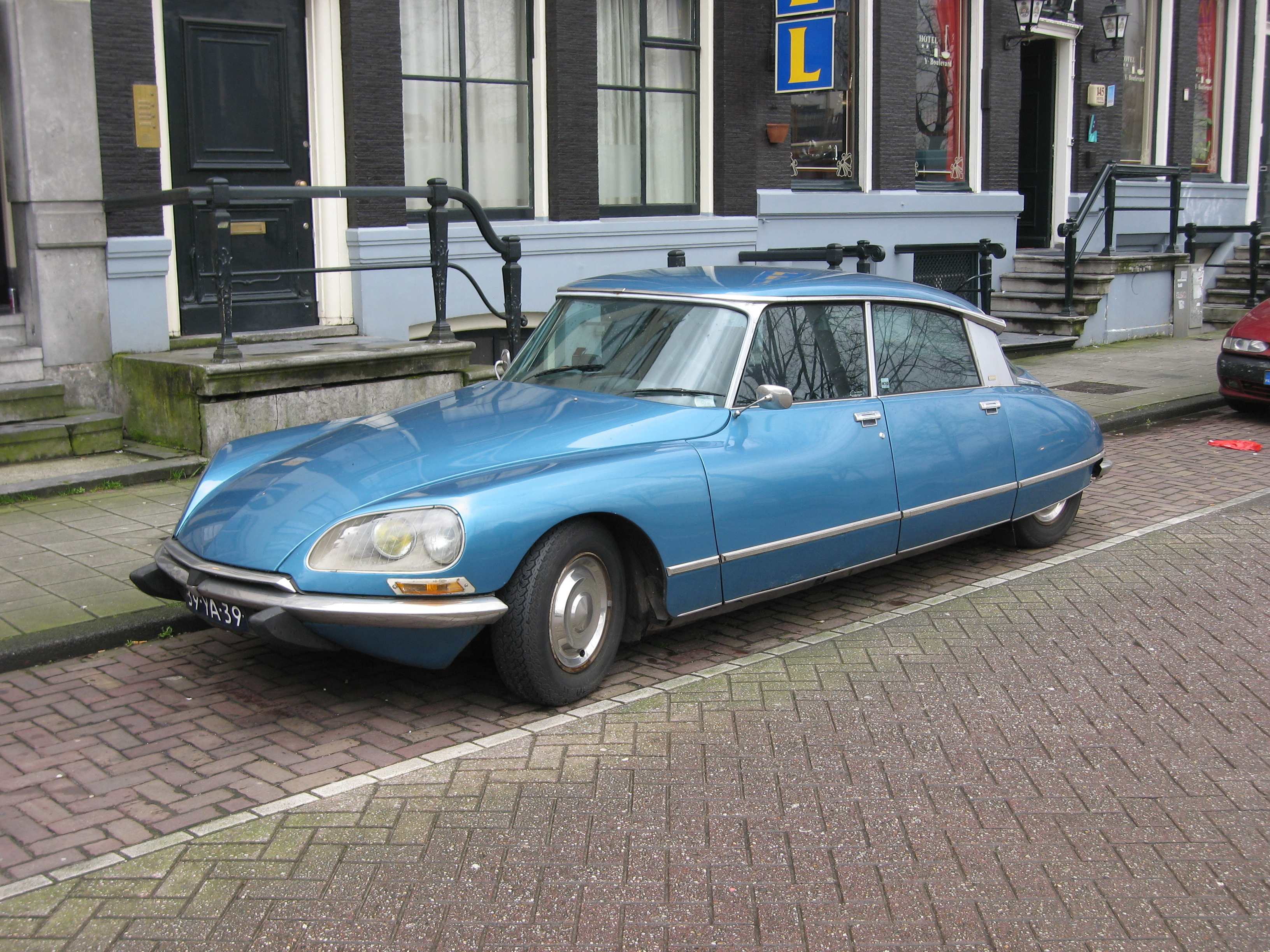 Citroen DS photo 02