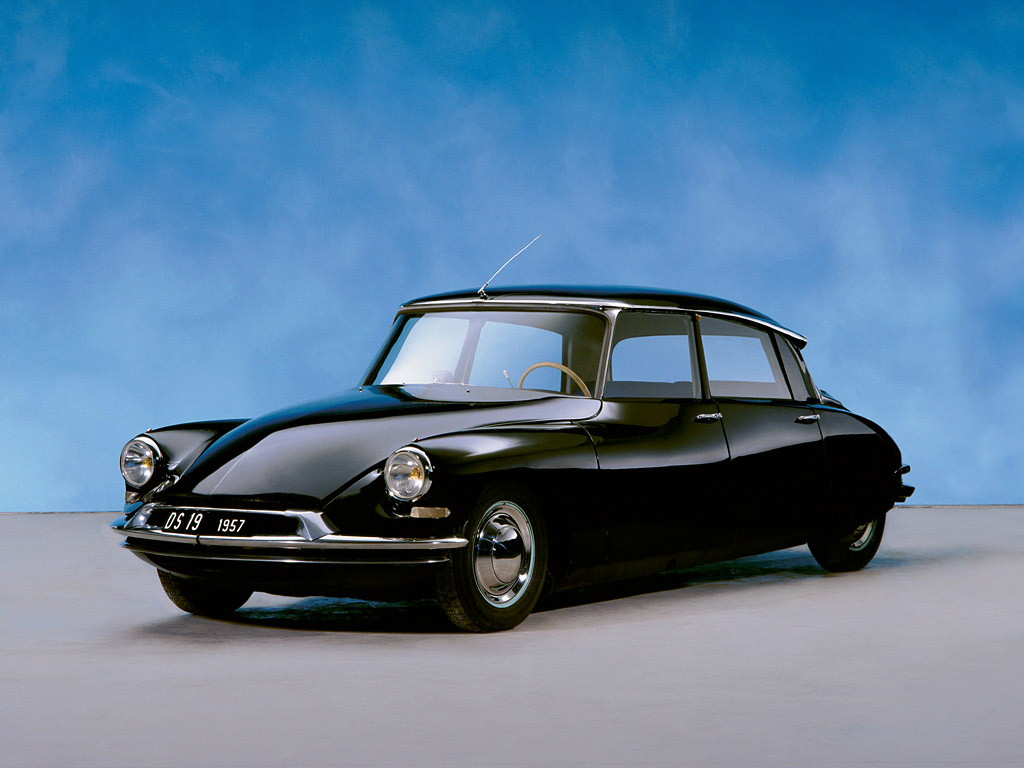 Citroen DS photo 03