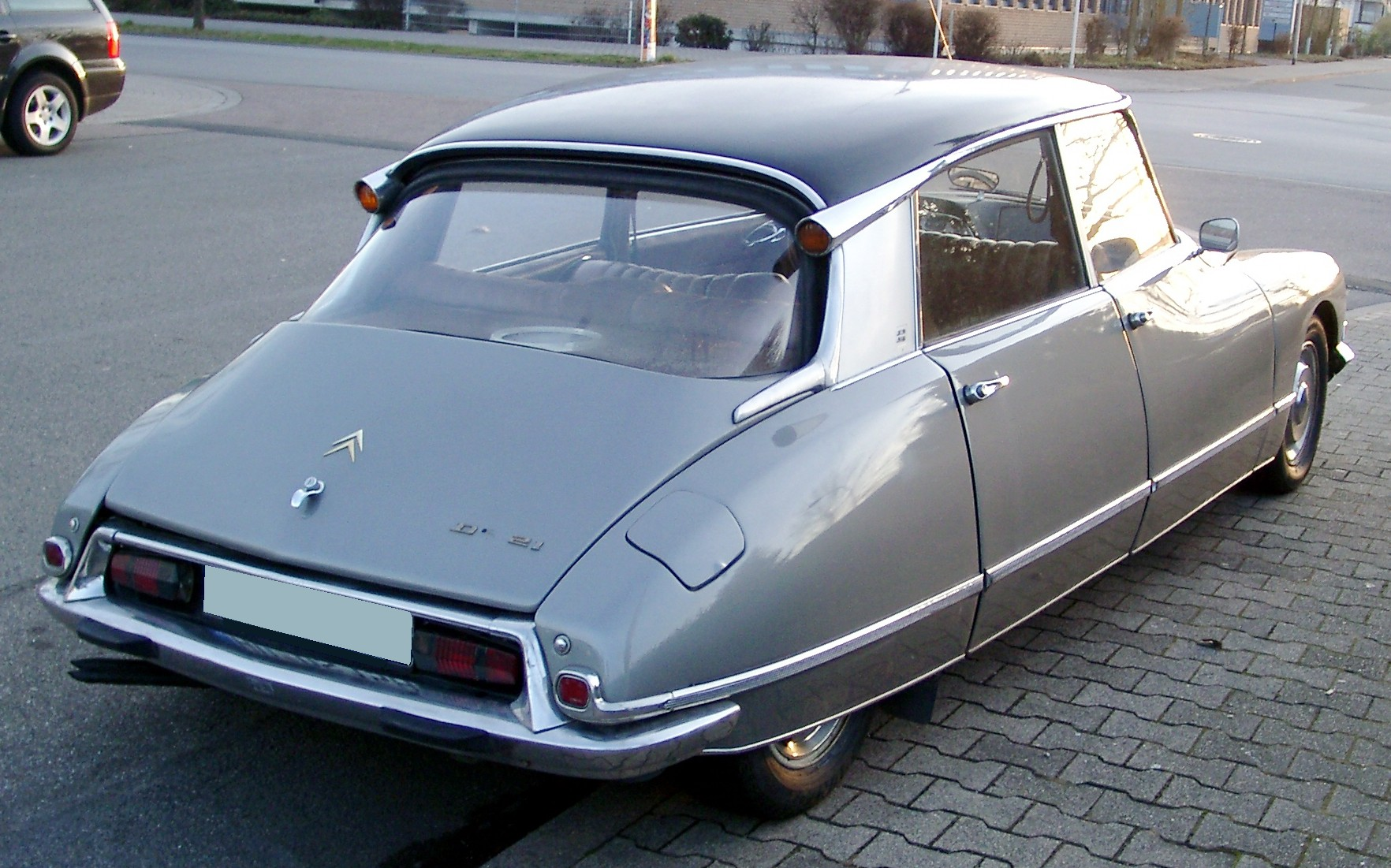 Citroen DS photo 04