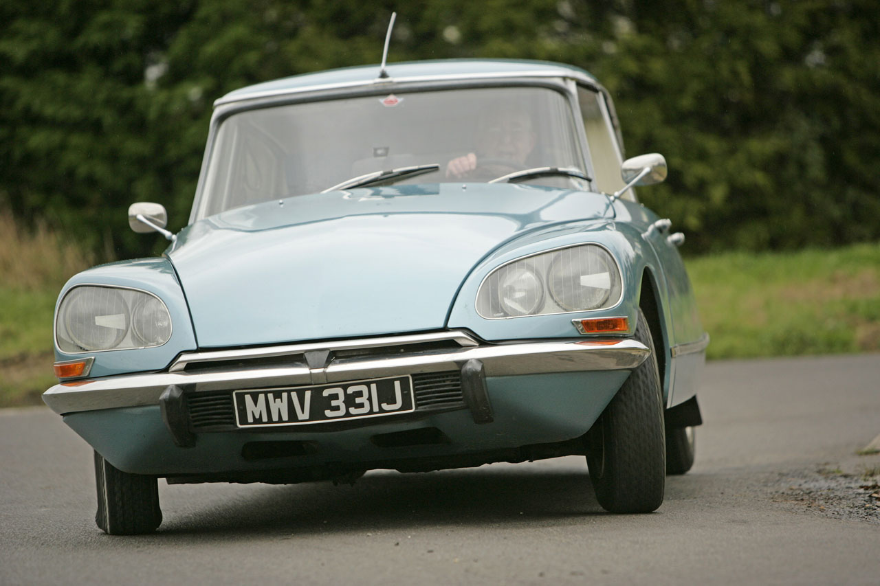 Citroen DS photo 05