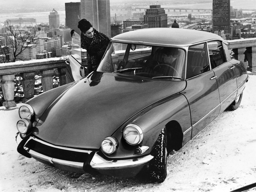 Citroen DS photo 06