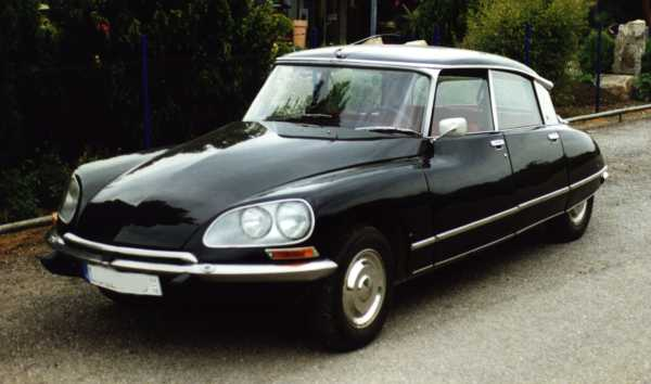 Citroen DS photo 07
