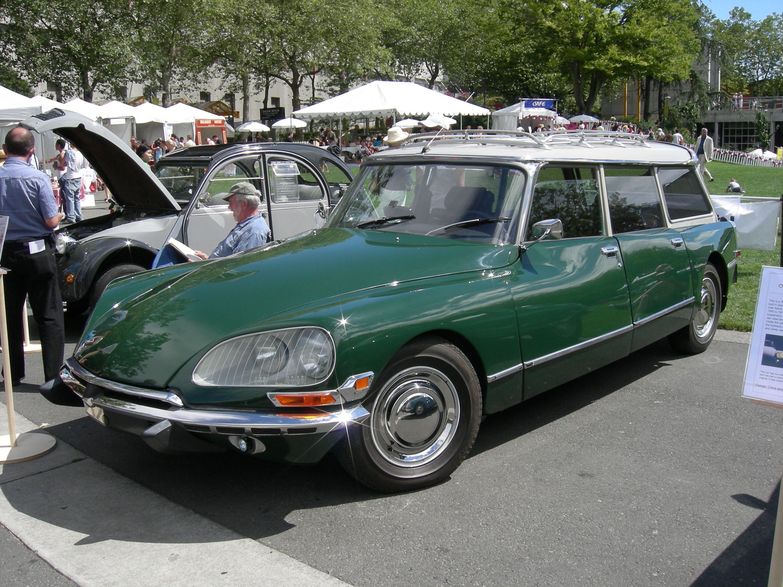 Citroen DS photo 09