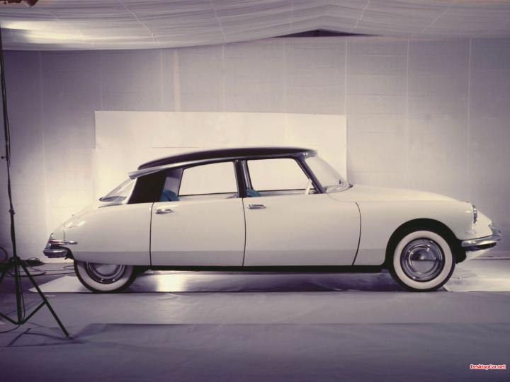 Citroen DS photo 10