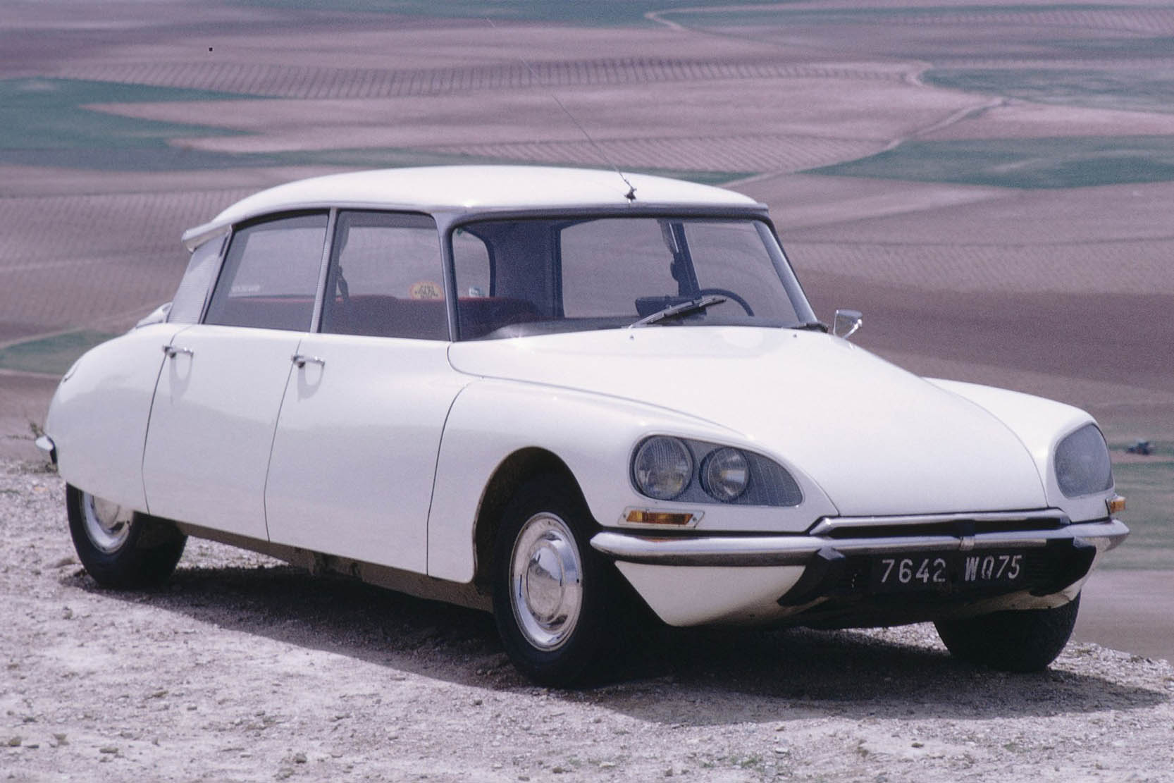 Citroen DS photo 11