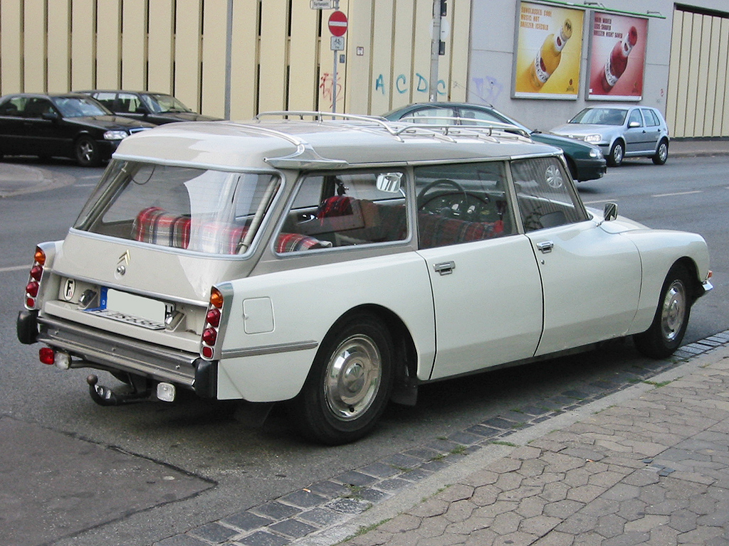 Citroen DS photo 12