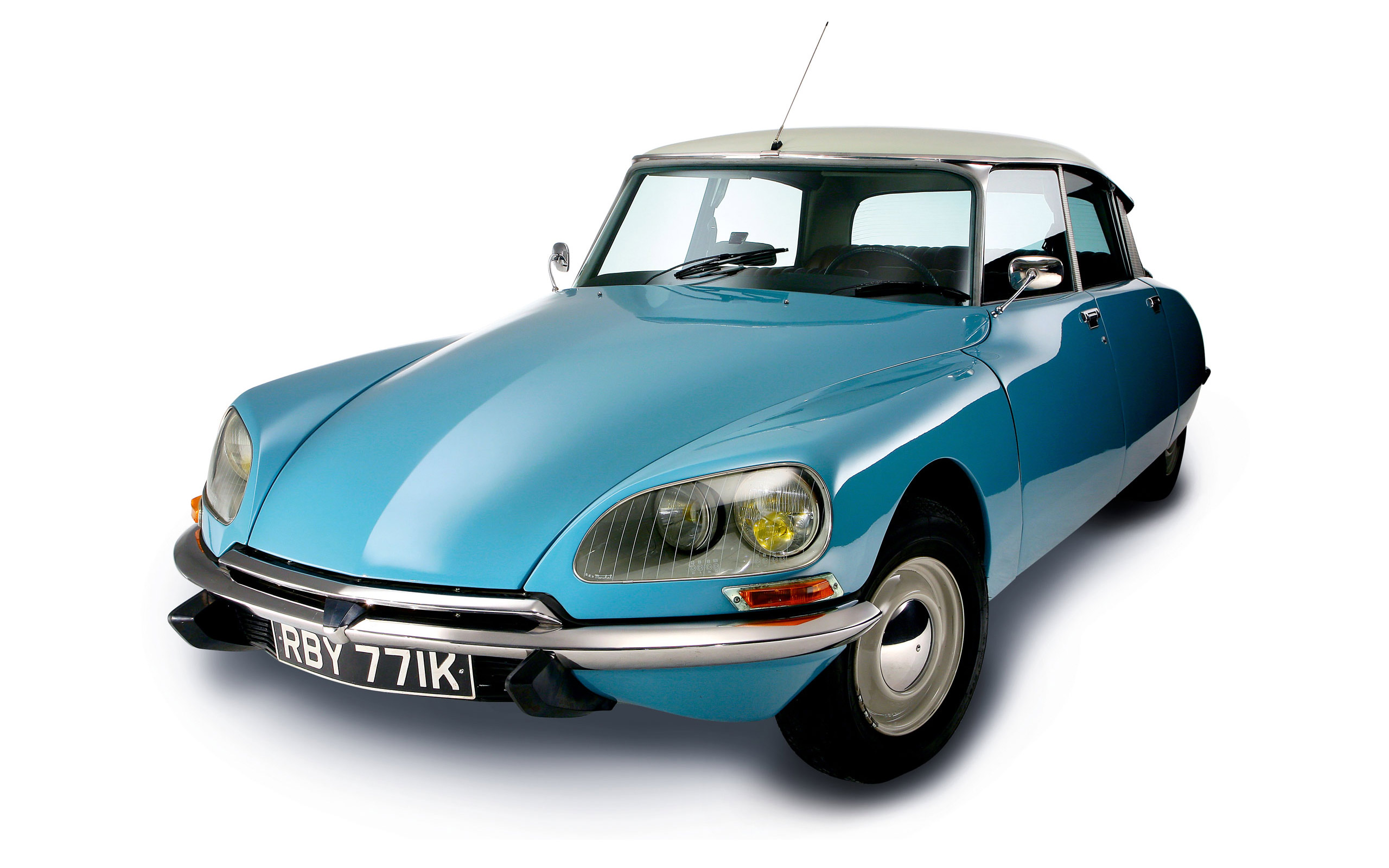 Citroen DS photo 13