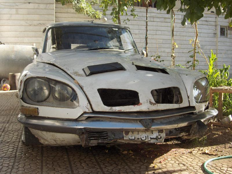 Citroen DS photo 14