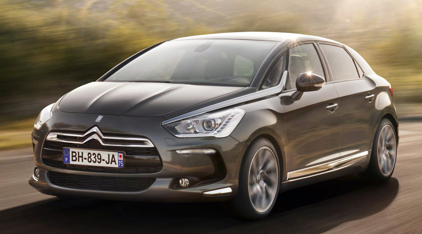 Citroen DS5 Hybrid4 photo 12