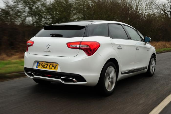 Citroen DS5 Hybrid4 photo 13