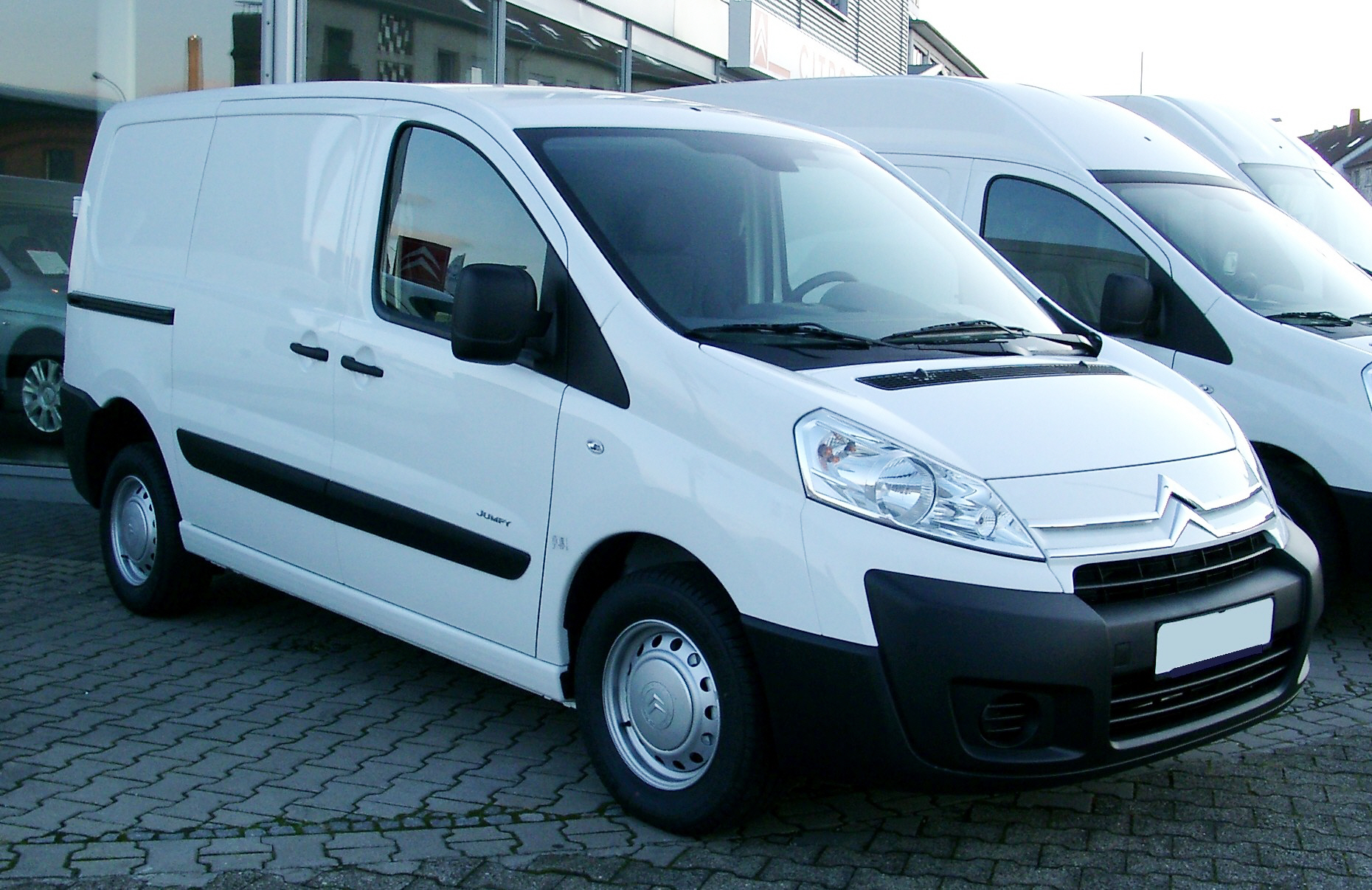 Citroen Jumpy photo 01