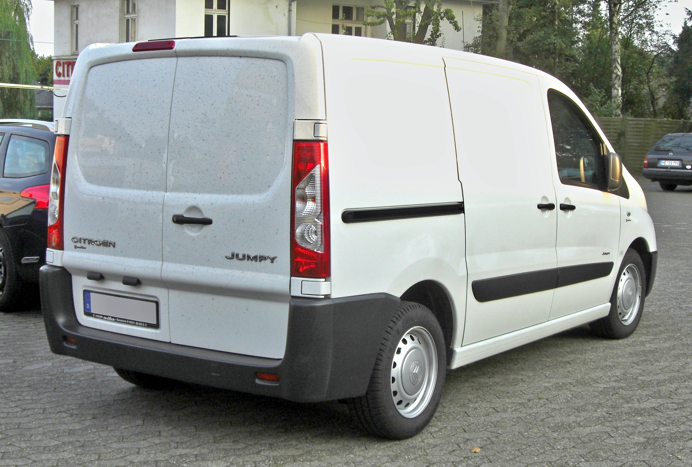 Citroen Jumpy photo 02