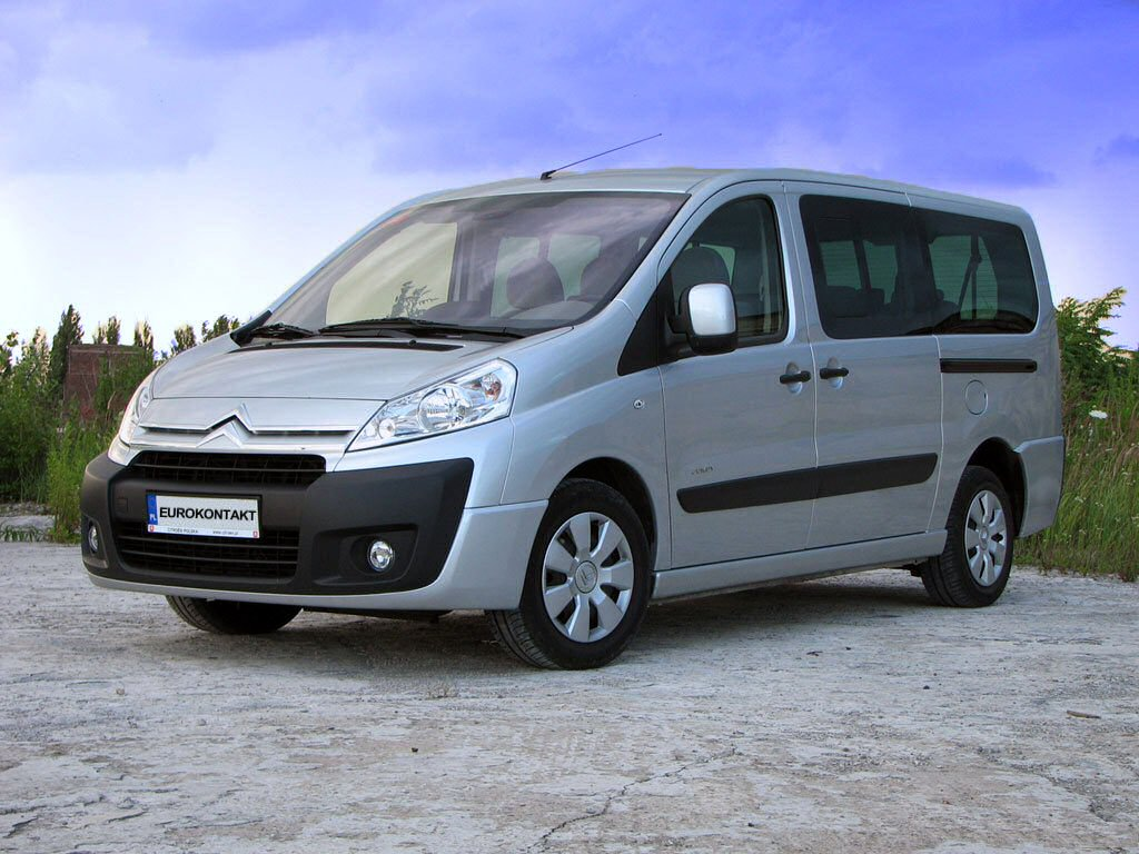 Citroen Jumpy image #4