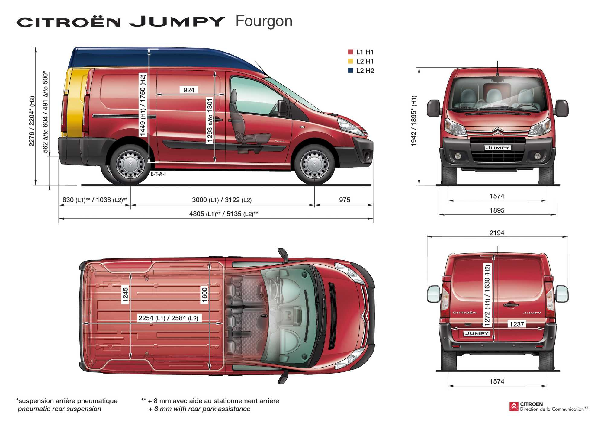 Citroen Jumpy photo 05