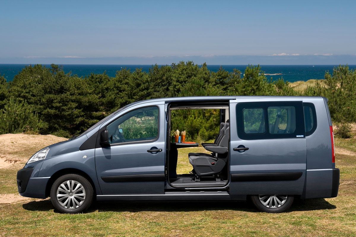 Citroen Jumpy photo 10