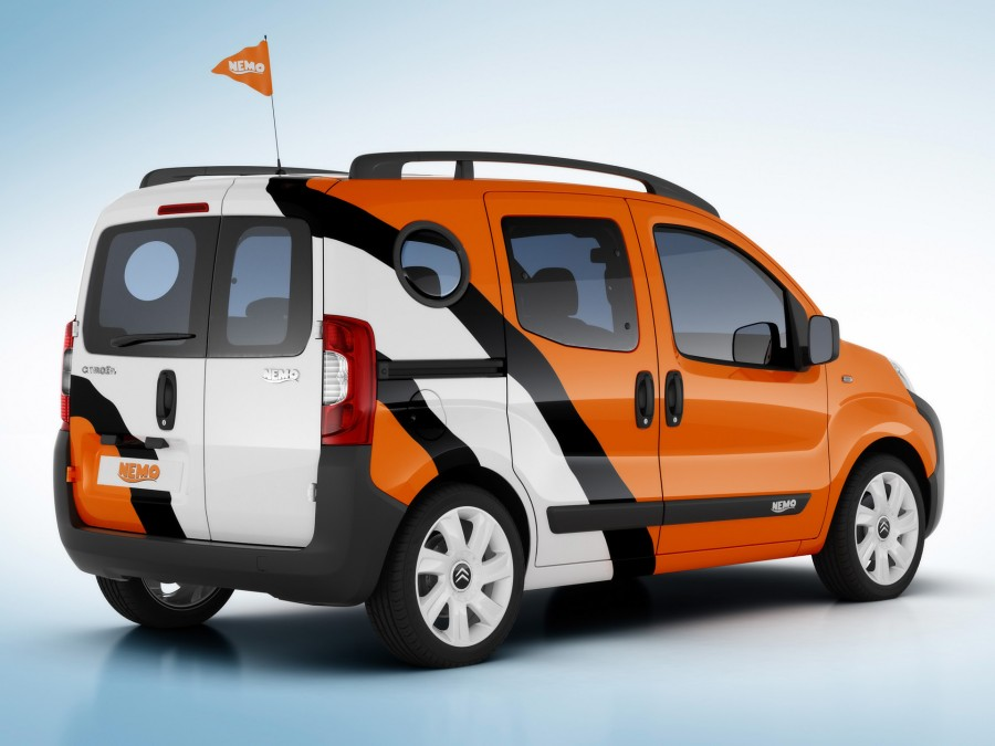 Citroen Nemo photo 05