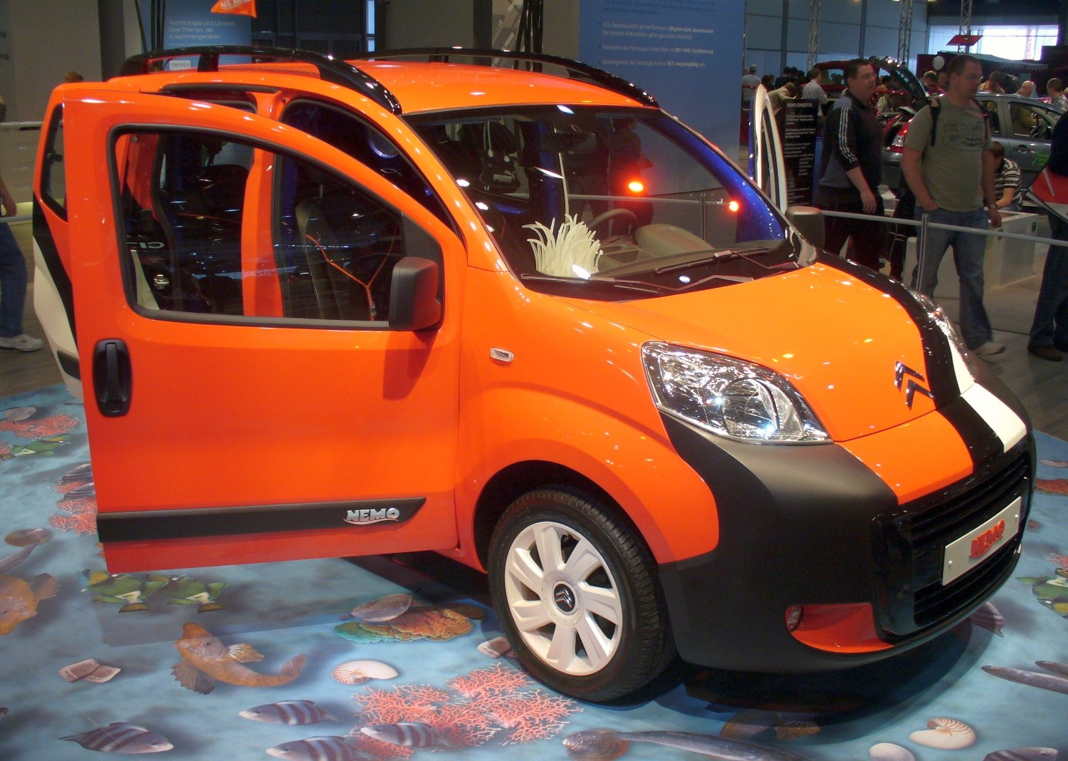 Citroen Nemo photo 06