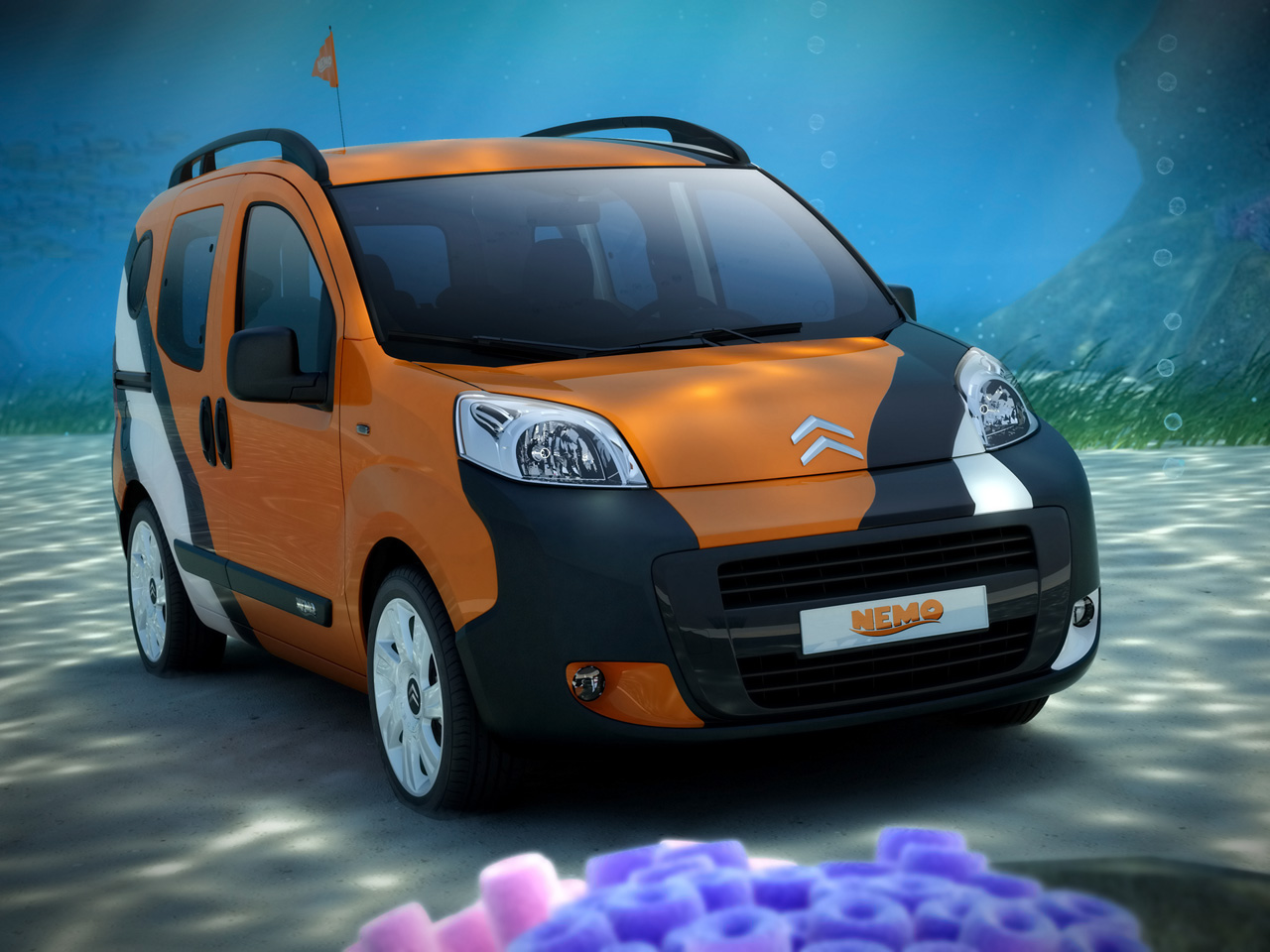Citroen Nemo photo 10
