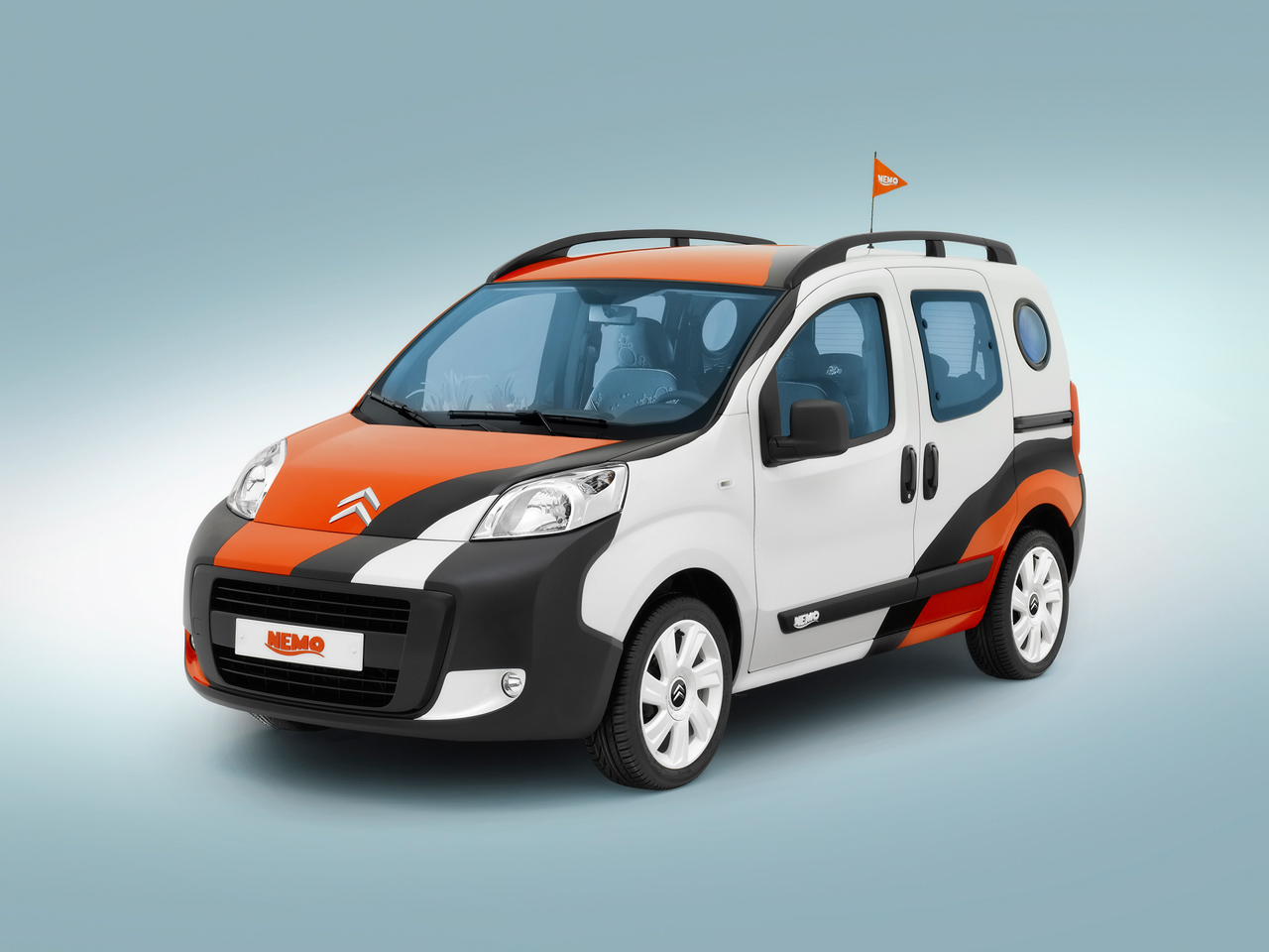 Citroen Nemo photo 14