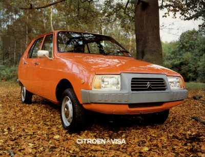 Citroen Visa photo 07