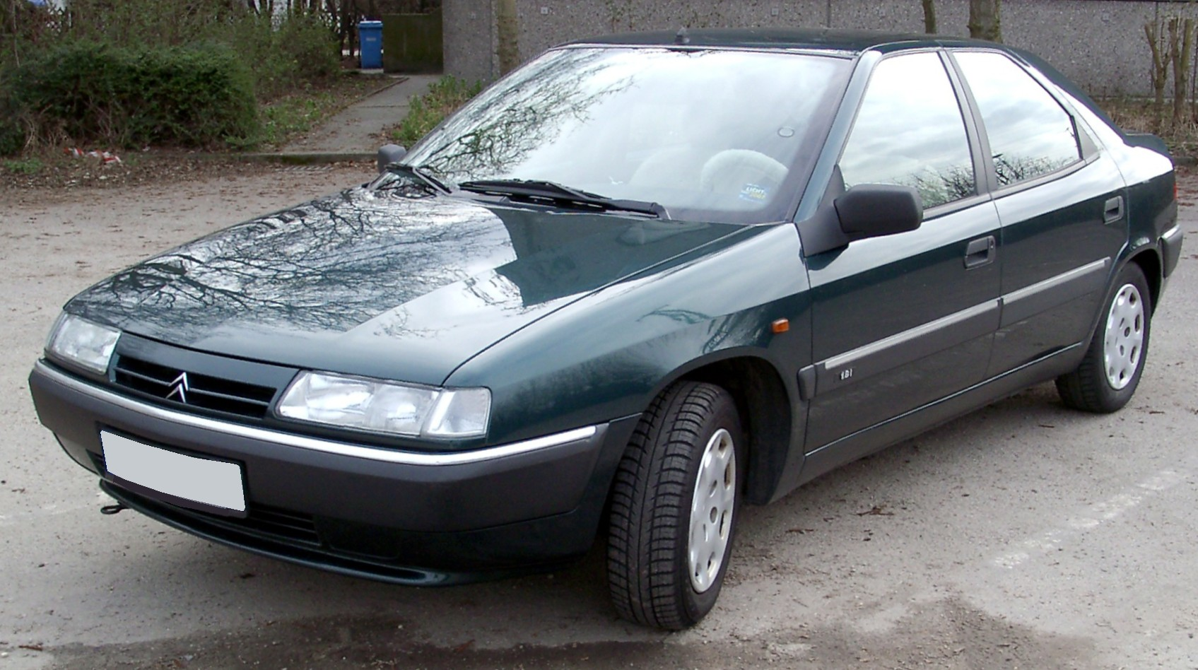 Citroen Xantia photo 02
