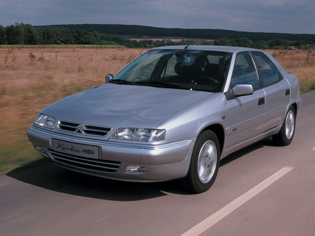 Citroen Xantia photo 04