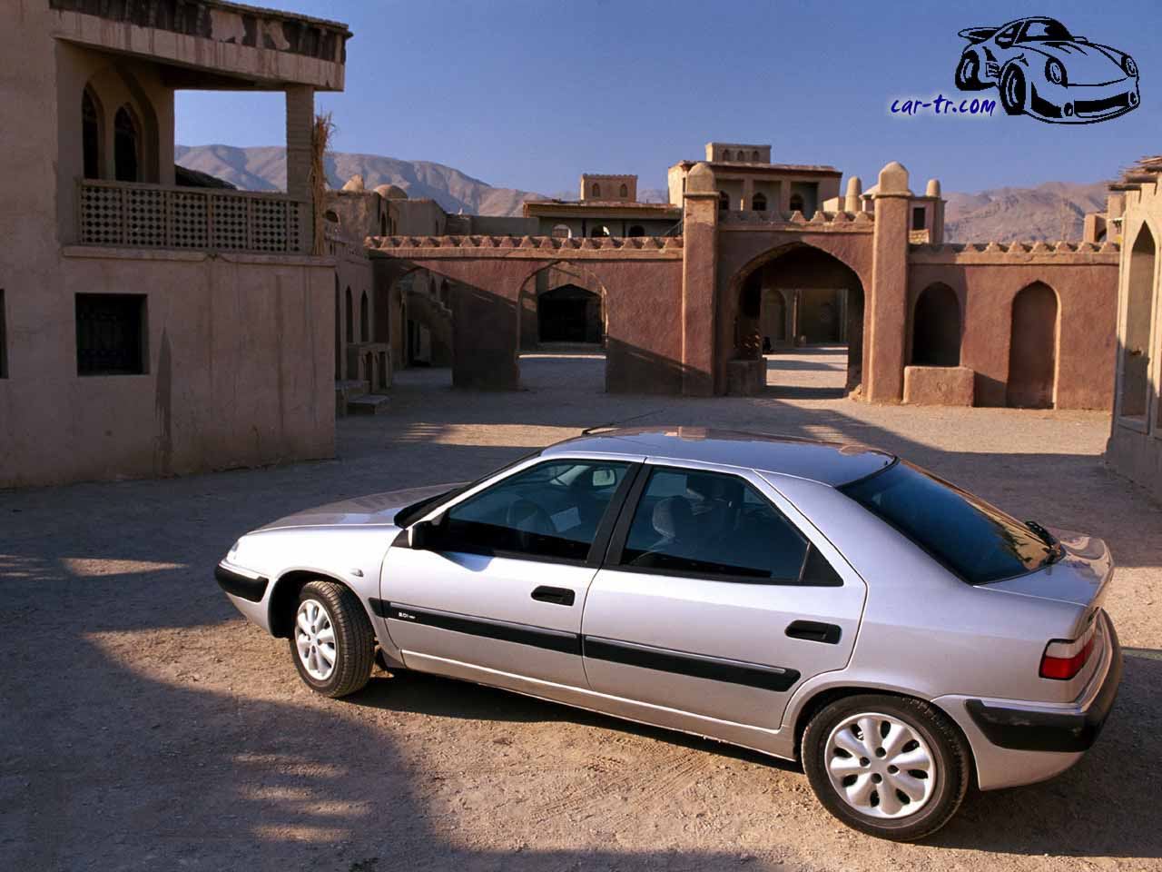 Citroen Xantia photo 05