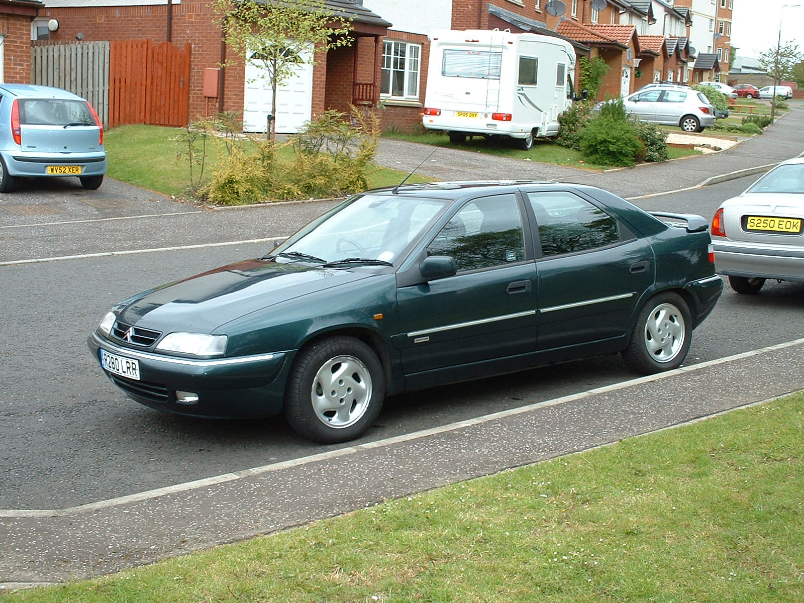 Citroen Xantia photo 11
