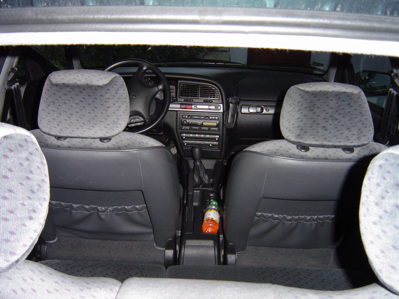 Citroen Xantia photo 14