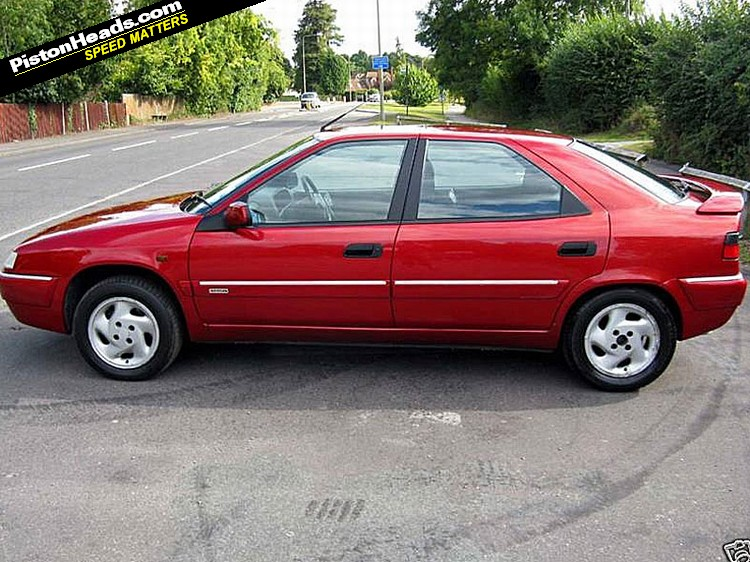 Citroen Xantia photo 15