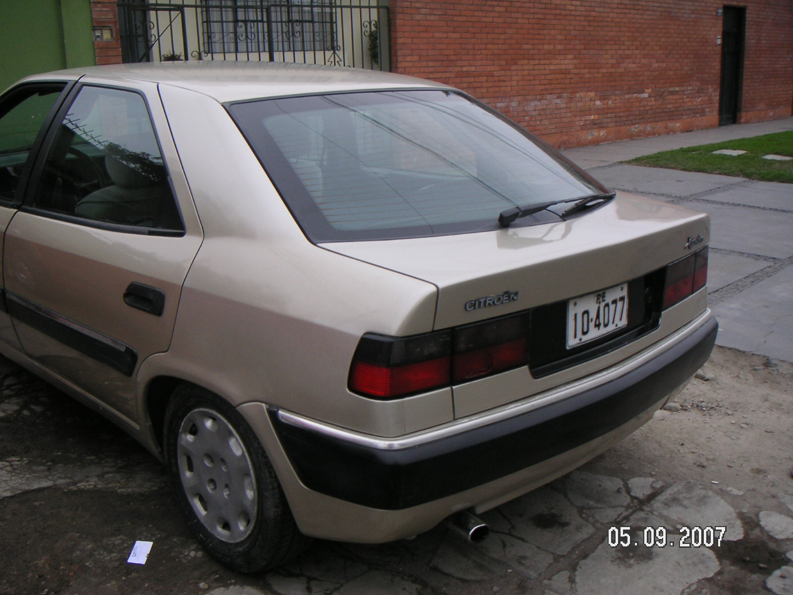 Citroen Xantia photo 17