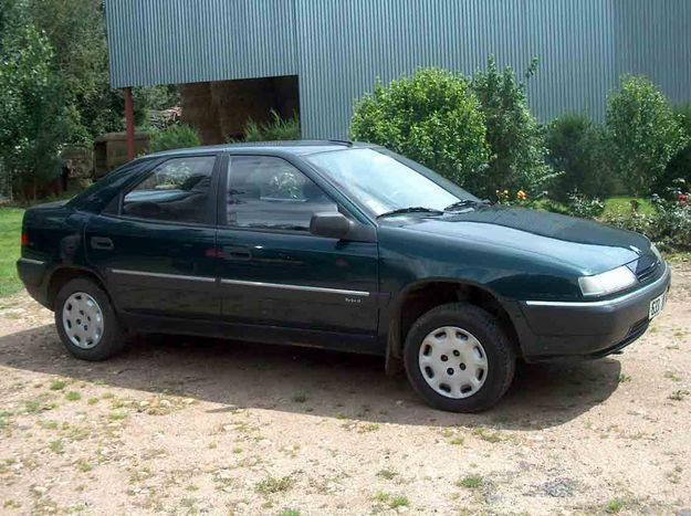 Citroen Xantia photo 18