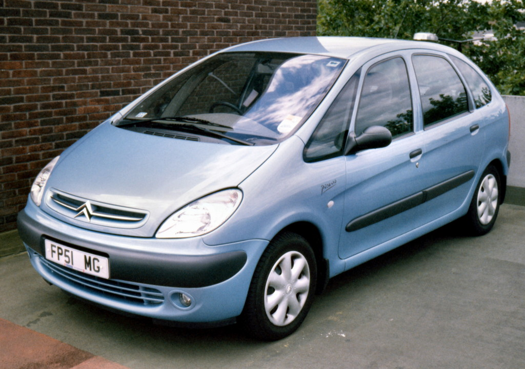 Citroen Xsara Picasso photo 01