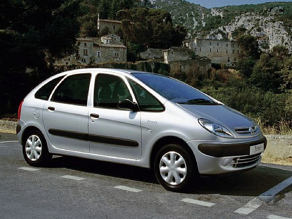 Citroen Xsara Picasso photo 08