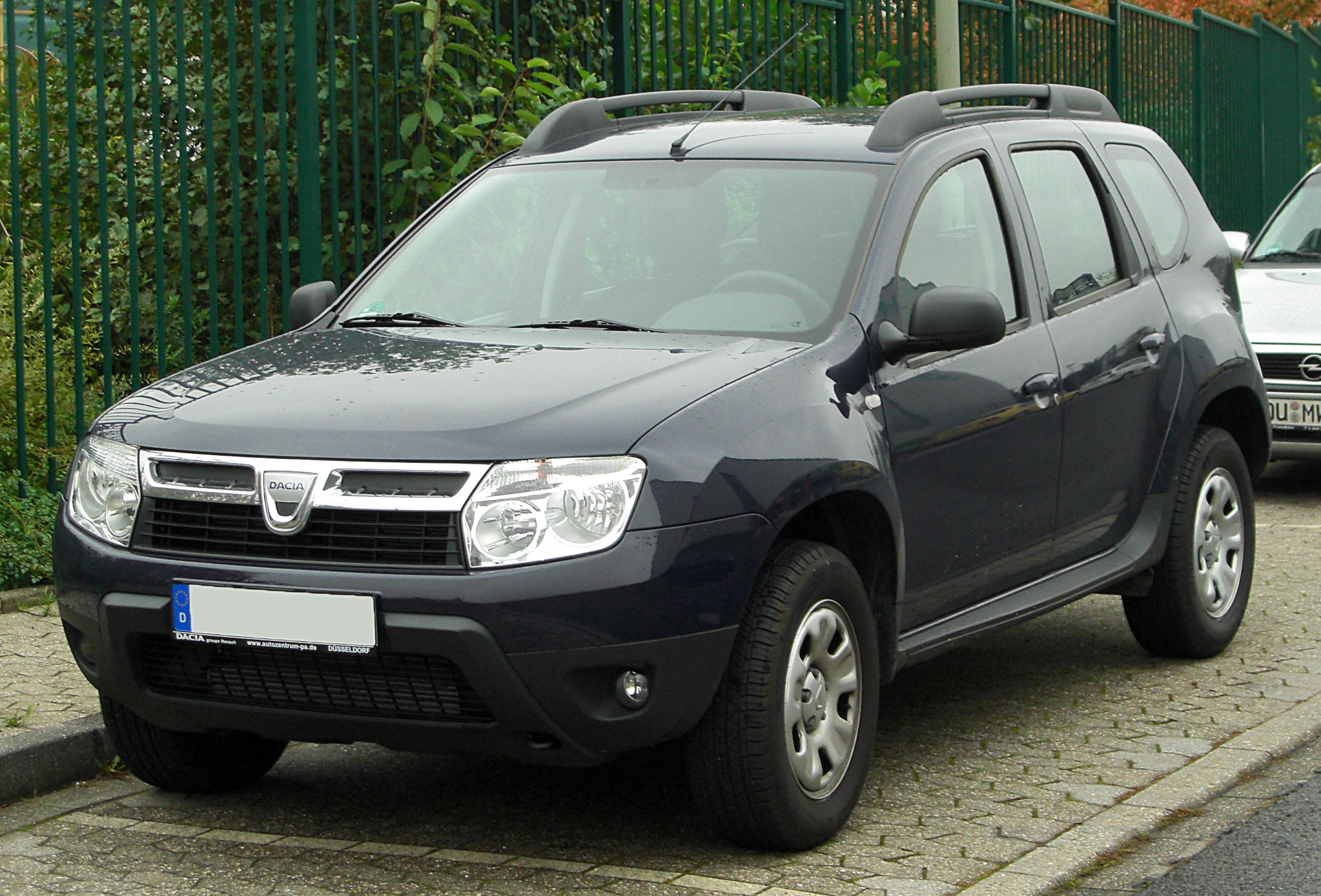 Dacia Duster photo 02