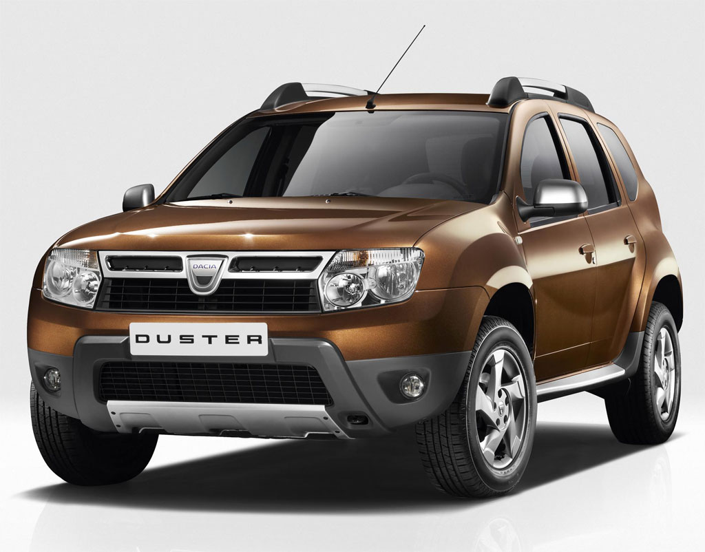 Dacia Duster photo 03