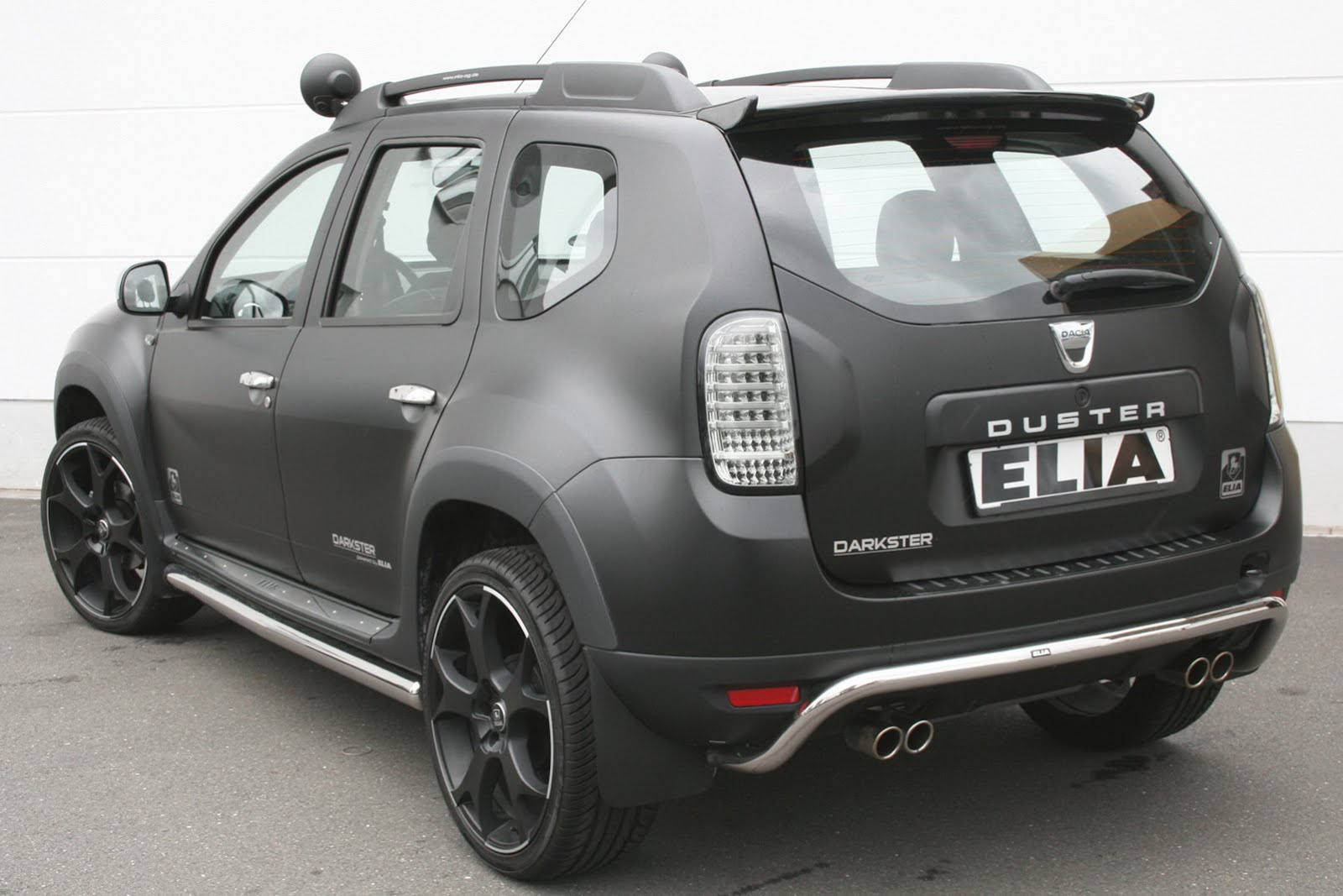 Dacia Duster photo 04