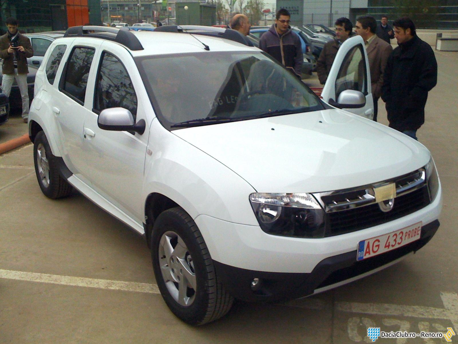 Dacia Duster photo 07
