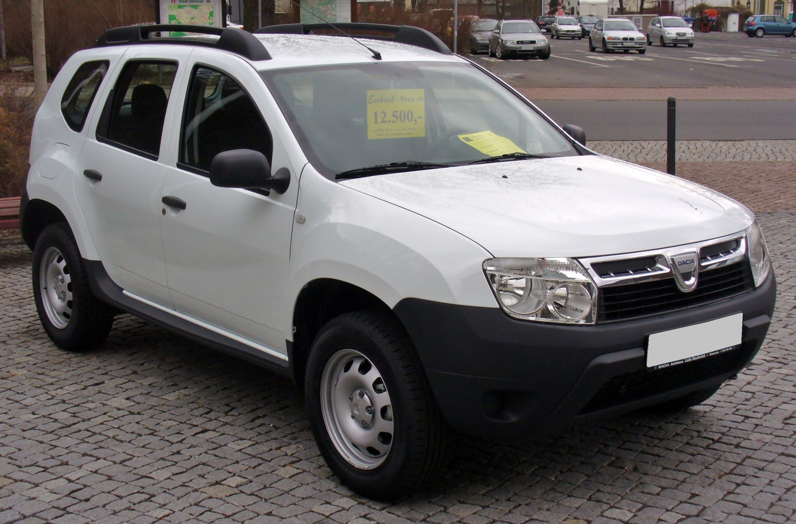 Dacia Duster photo 09