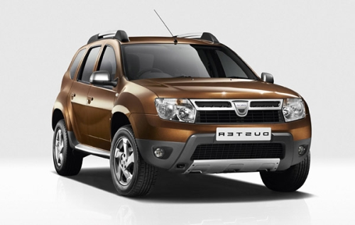 Dacia Duster dCi 105 FAP photo 01