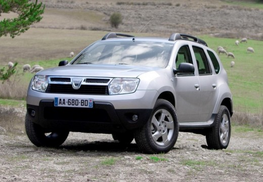 Dacia Duster dCi 110 photo 05