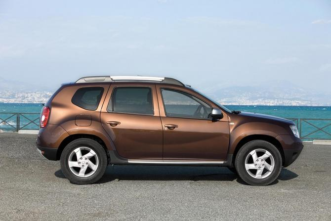 Dacia Duster dCi 110 photo 07